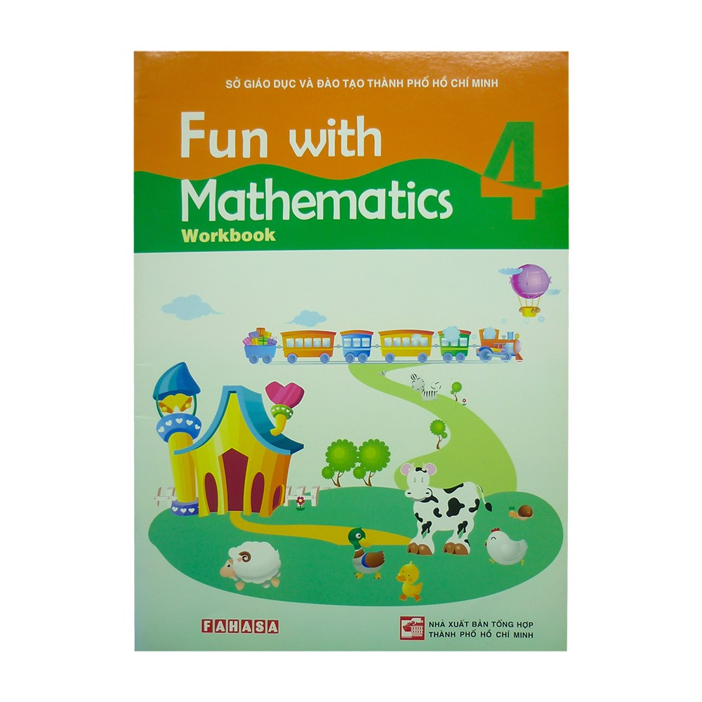 Fun With Mathematics 4 Workbook
