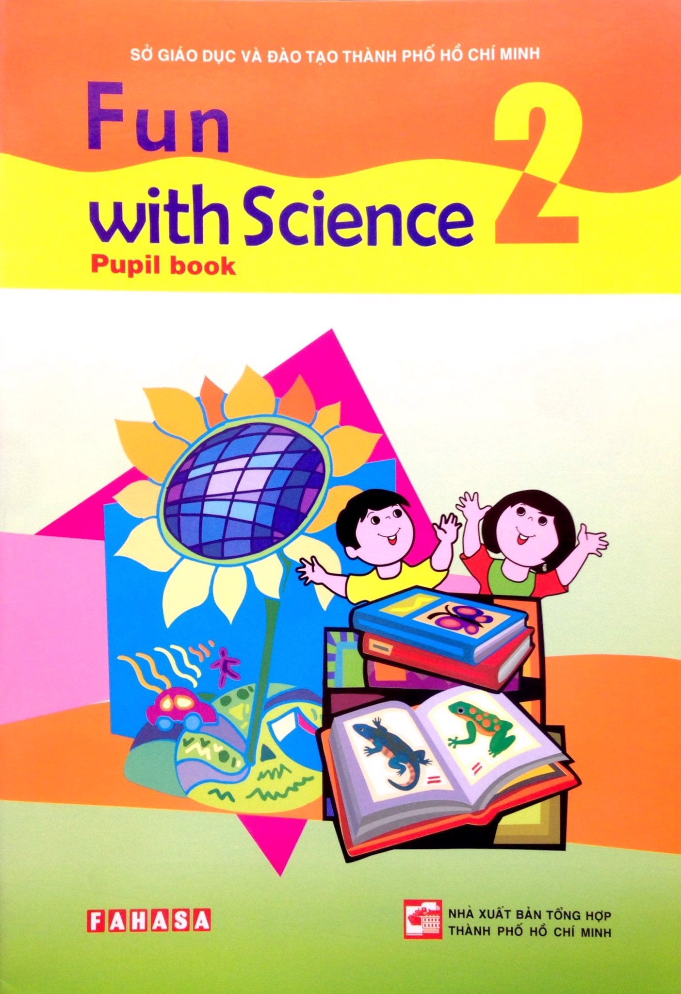 Fun With Science 2 Pupil Book