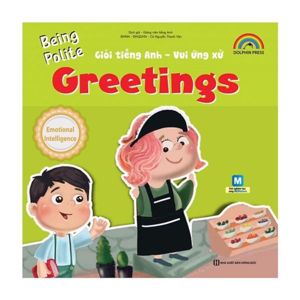 Being Polite - Greetings