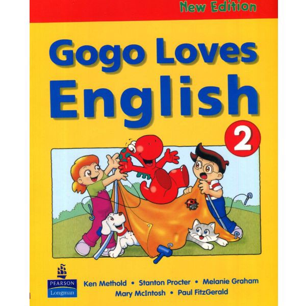 Gogo Loves English - Tập 2