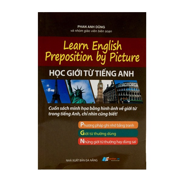 Học Giới Từ Tiếng Anh - Learn English Preposition By Picture