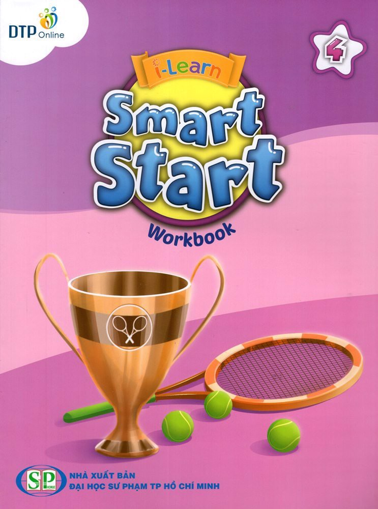 I-Learn Smart Start Workbook - Tập 4