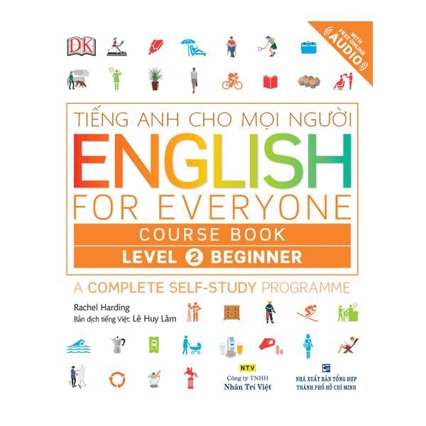 Tiếng Anh Cho Mọi Người - English For Everyone Course Book Level 2 Beginner