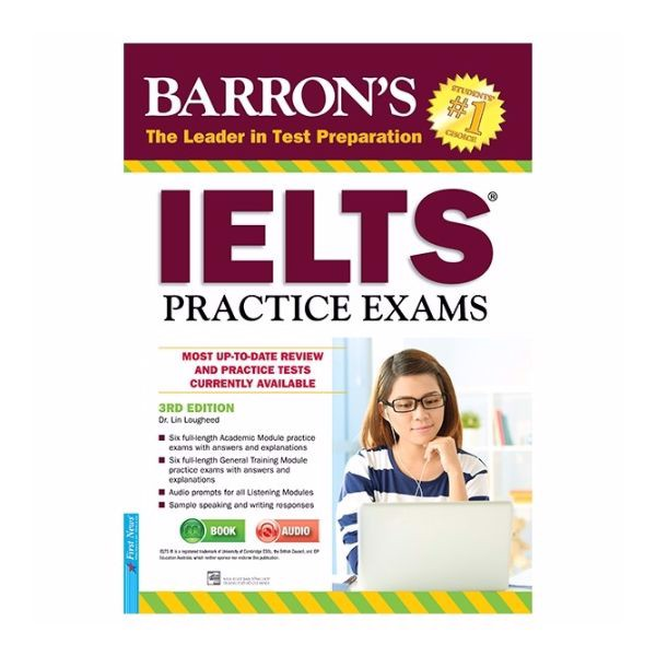 IELTS Practice Exams (Kèm CD)