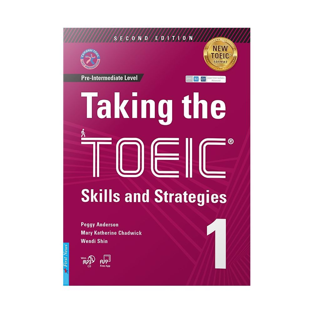 Taking The TOEIC - Skills And Strategies 1 (Tặng 1MP3)