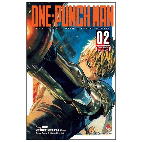 One-Punch Man Tập 2
