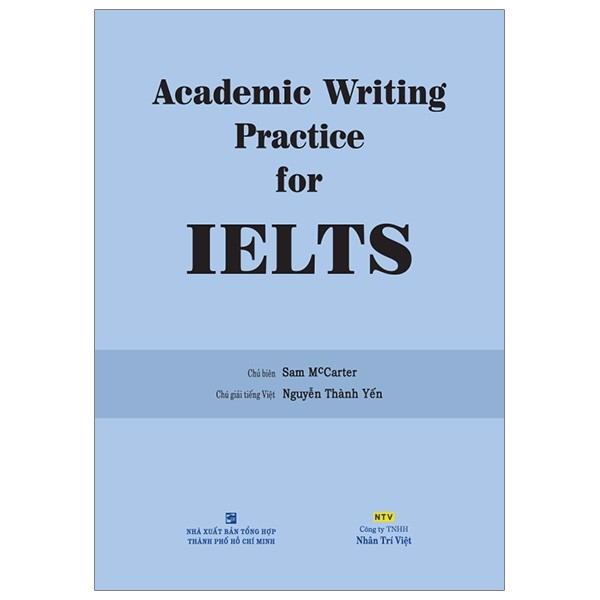 Academic  Writing  practice  for  IELTS  (khổ lớn)