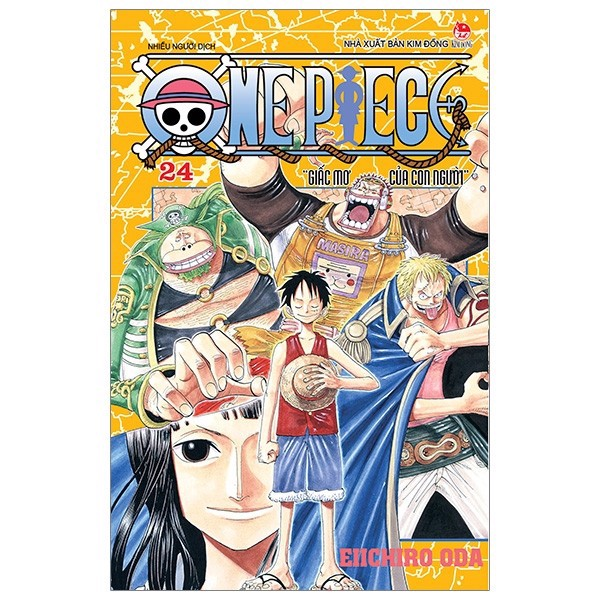 One Piece - Tập 24