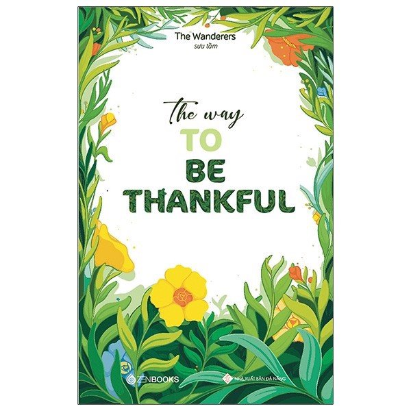 The Way To Be Thankful