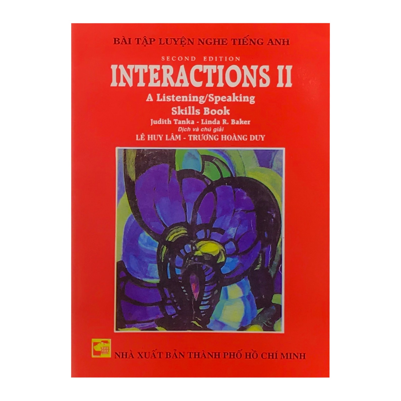 Interactions II - A Listening/Speaking Skills Book