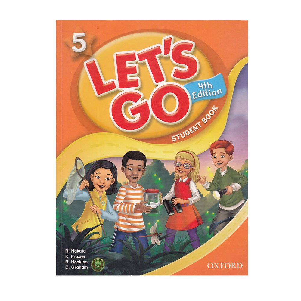 Let's Go 5 - Student Book (4th Edition)