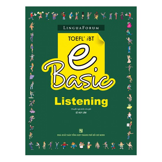 LinguaForum TOEFL iBT eBasic-Listening