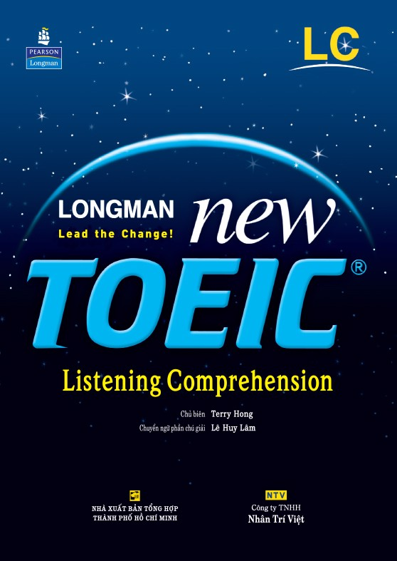 Longman New TOEIC - Listening Comprehension