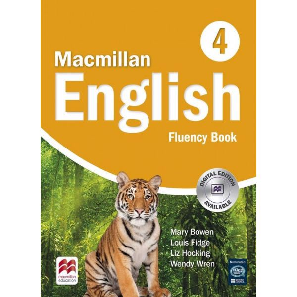 Macmillan English 4: Fluency Book