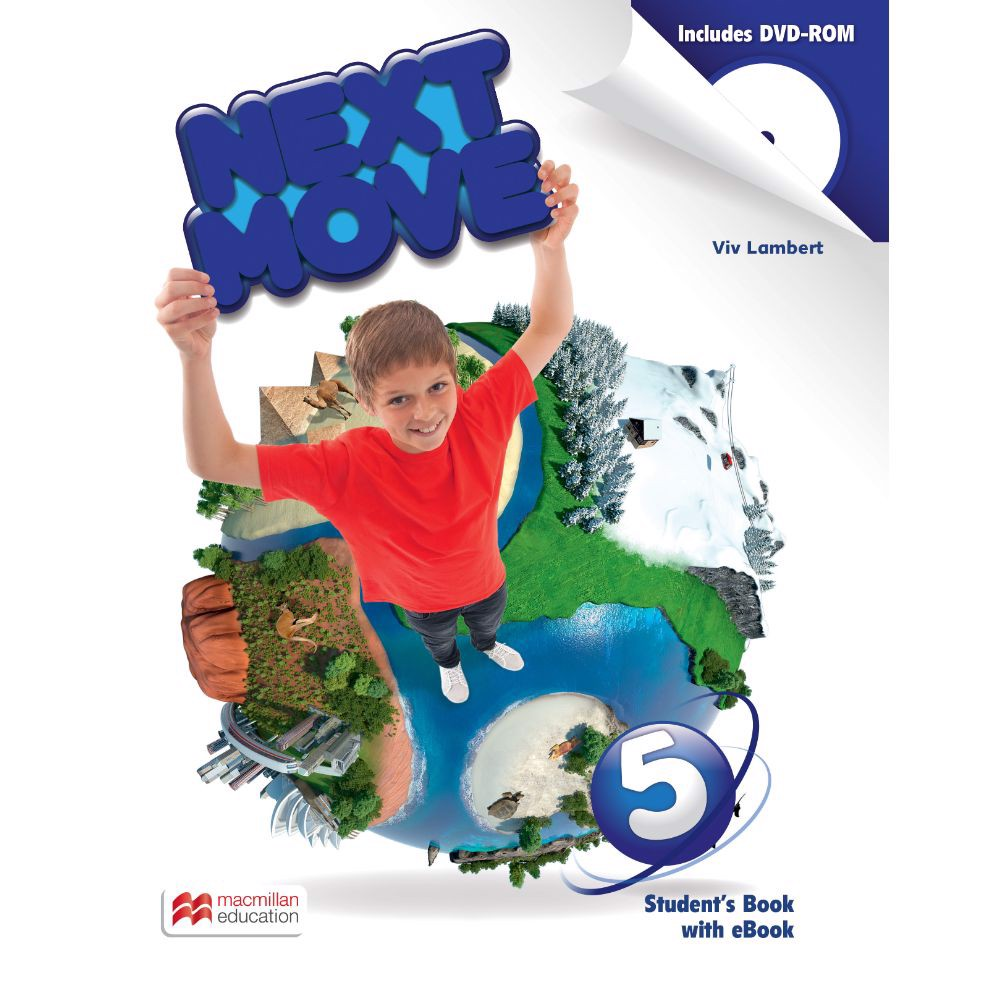 Next Move 5: Student's Book With eBook Pack
