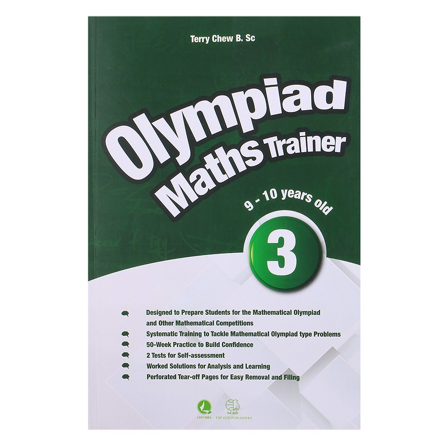 Olympiad Maths Trainer (9 -10 tuổi)