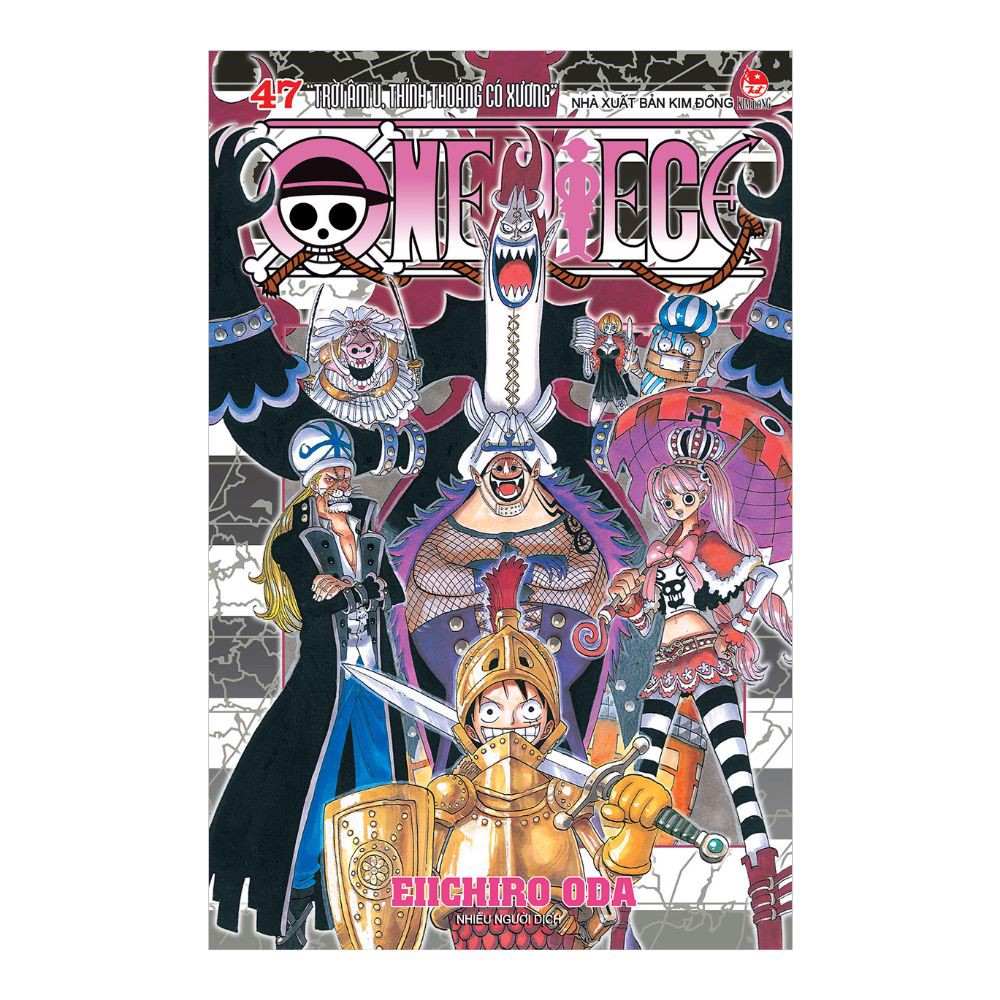 One Piece - Tập 47