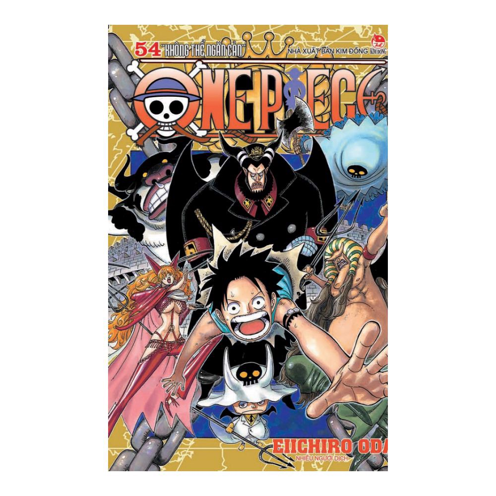 One Piece - Tập 54