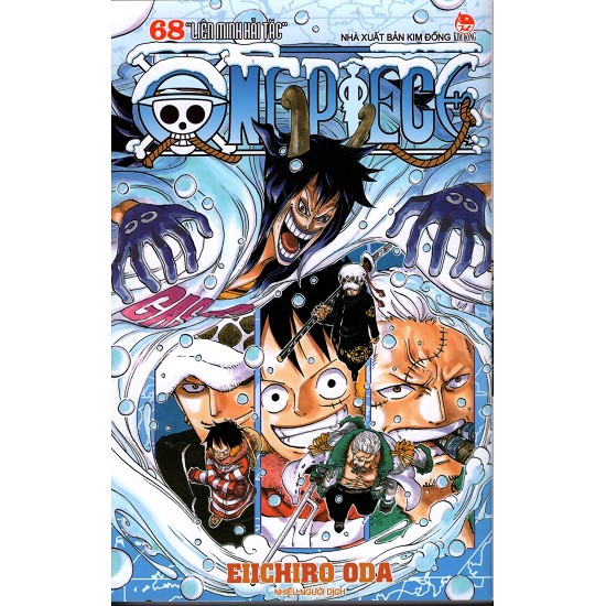 One Piece - Tập 68