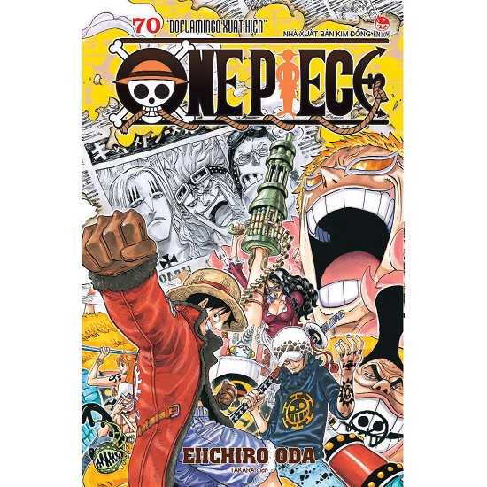 One Piece - Tập 70