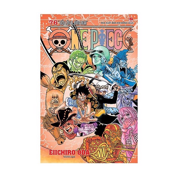 One Piece - Tập 76