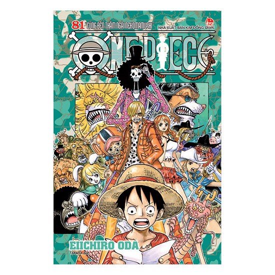 One Piece - Tập 81