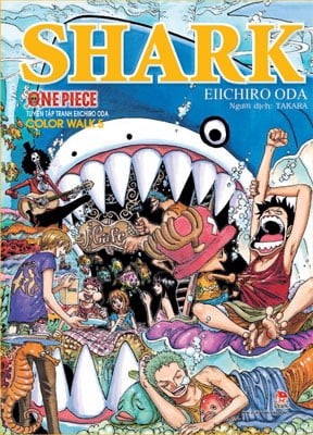 One Piece Tuyển Tập Tranh Color Walk 5 - Shark