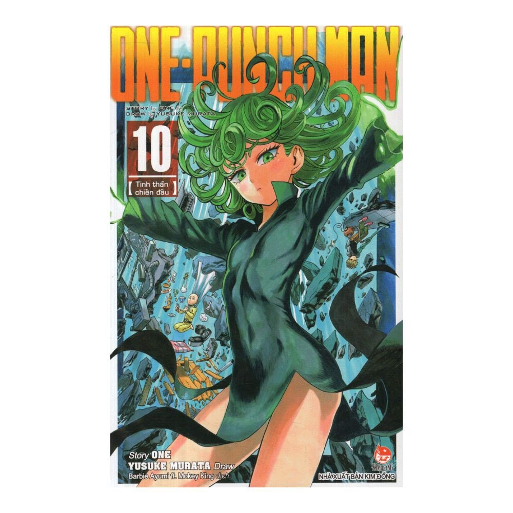 One Punch Man tập 10