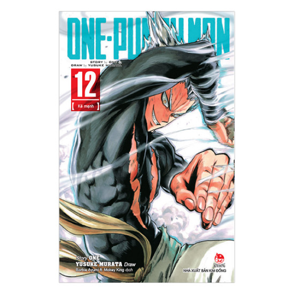 One Punch Man Tập 12