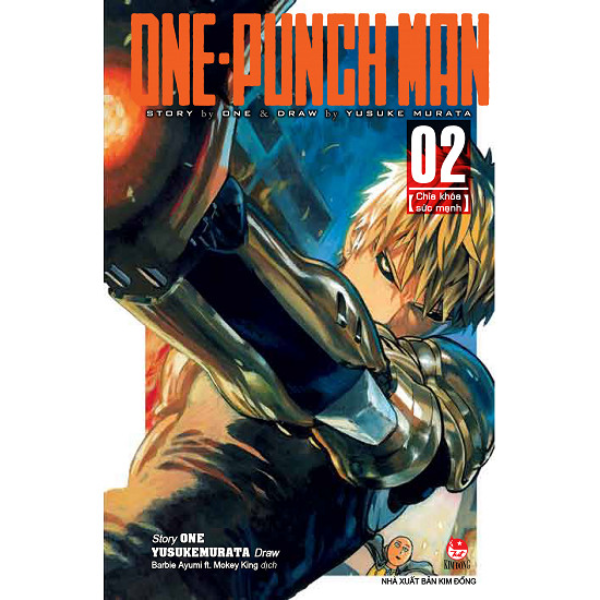 One-Punch Man - Tập 2