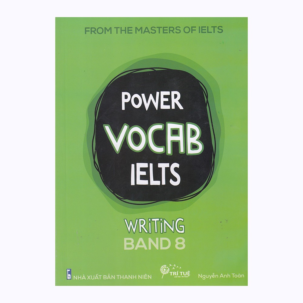 Power Vocab IELTS - Writing Band 8