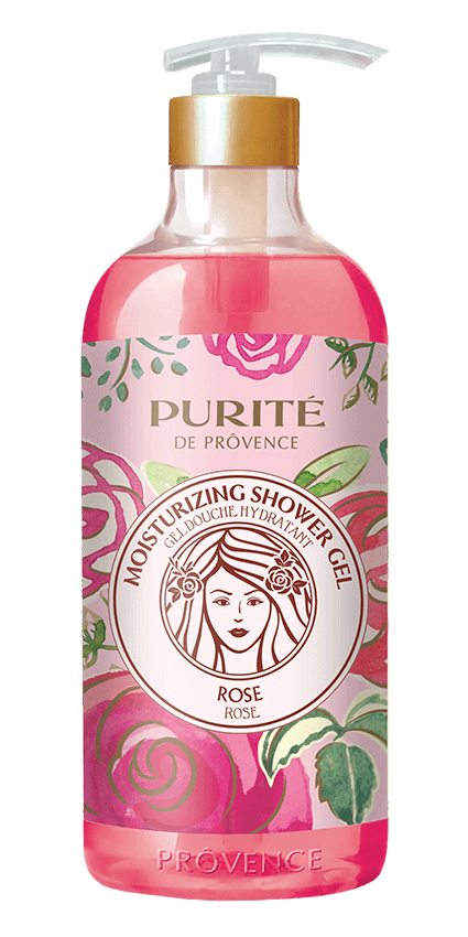 Sữa Tắm Purite De Prôvence Rose (850ml)