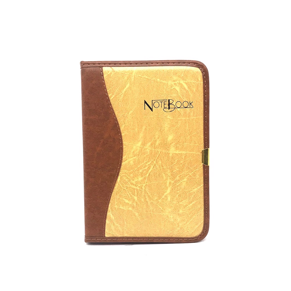 Sổ Tay Da Note Book MXS No.36K3