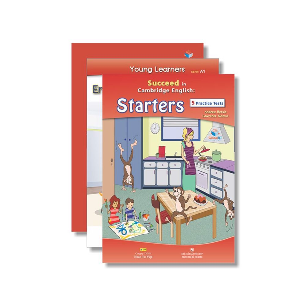 Succeed In Cambridge English: Starters - 5 Practice Tests