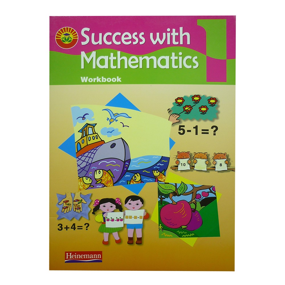 Success With Mathematics 1 Workbook