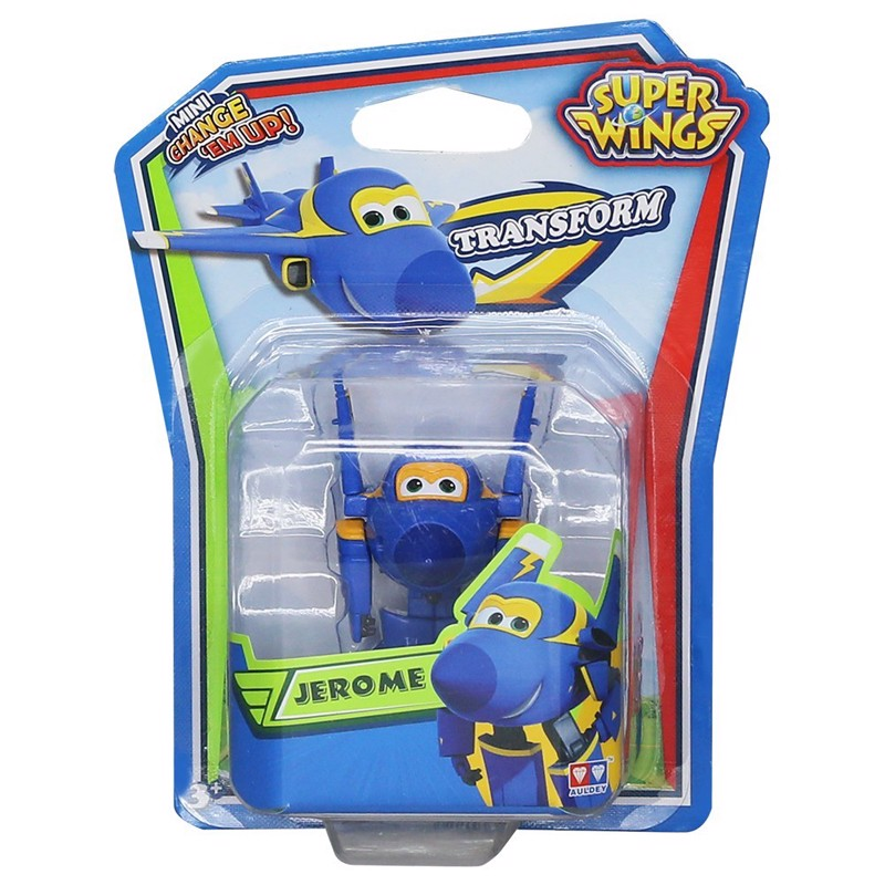 Super Wings YW710030 - Jerome Cuồng Phong
