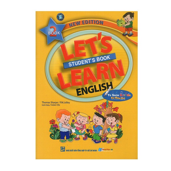 Let's Learn English - Student's Book 2 (New Edition) - Kèm File Âm Thanh