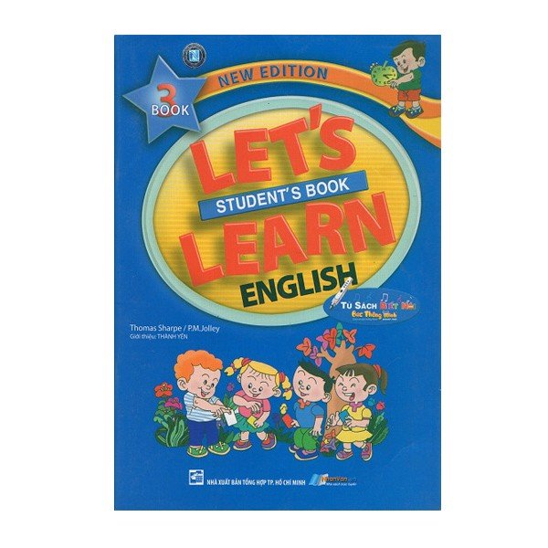 Let's Learn English - Student's Book 3 (New Edition) - Kèm File Âm Thanh