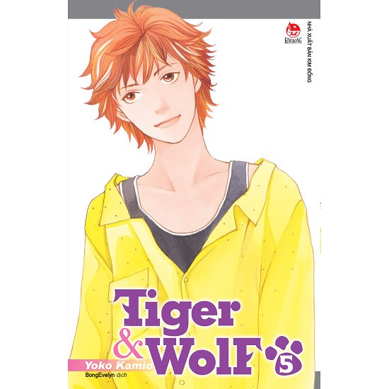 Tiger And Wolf - Tập 5