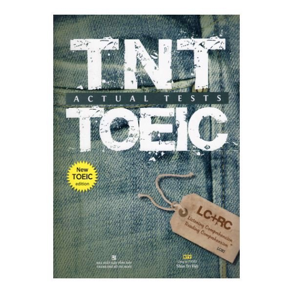 TNT Toeic Actual Tests