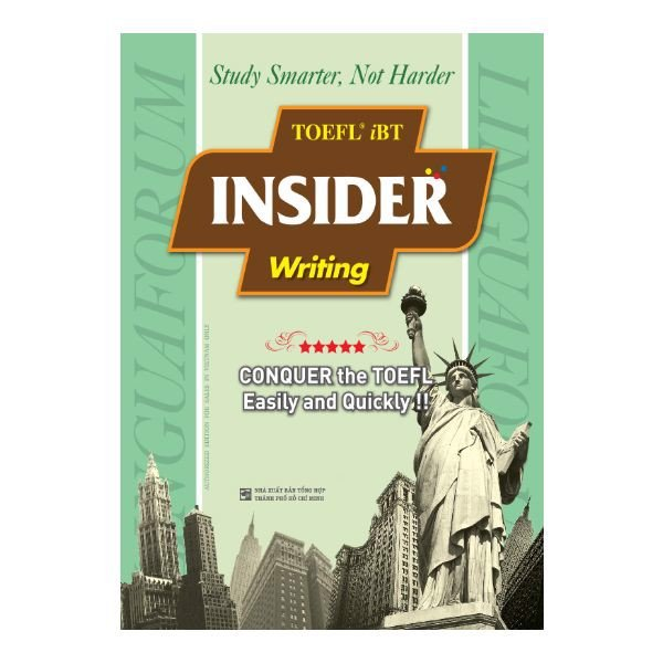 TOEFL iBT Insider Writing