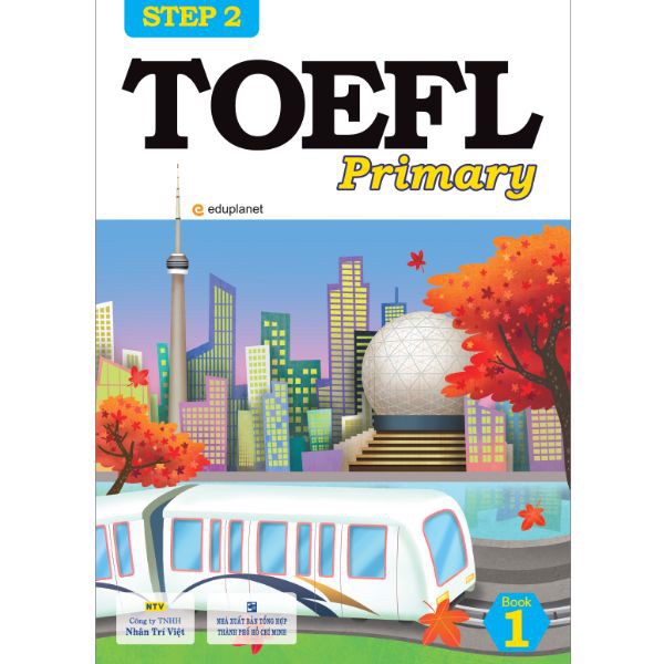 TOEFL Primary - Book 1 - Step 2