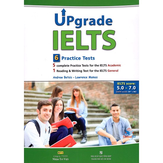 Upgrade IELTS: 6 Practice Tests