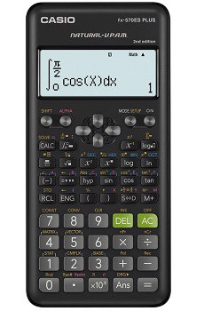 Máy Tính Casio FX570ES PLUS 2nd Edition