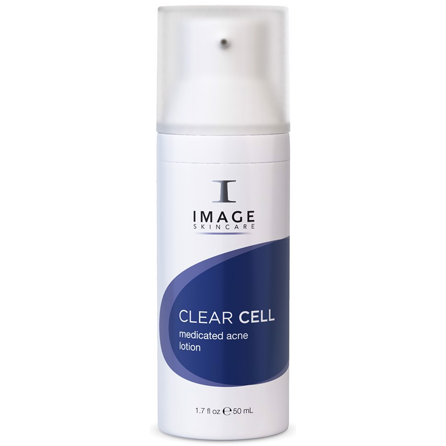 Gel Rửa Mặt Sạch Nhờn Image Skincare BACKBAR CLEAR CELL Salicylic Gel Cleanser 12oz / 355ml