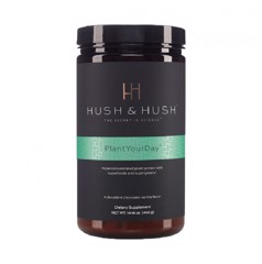 Hush And Hush Plant Your Day Bột Protein Hữu Cơ Thuần Chay