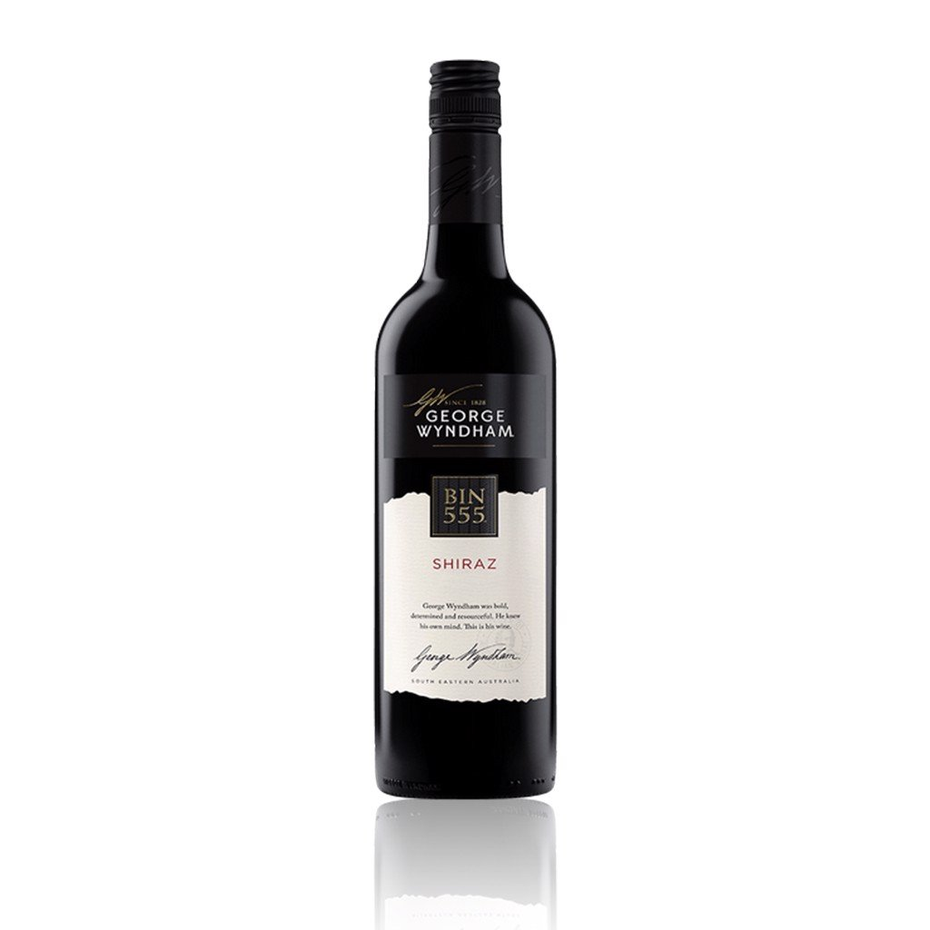 Wyndham Estates Bin 555 Shiraz