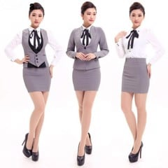 RESTAURANT AND HOTEL UNIFORM 01