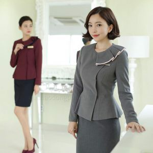 RESTAURANT AND HOTEL UNIFORM 08