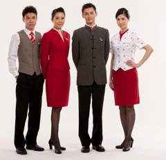 AIRLINE UNIFORM 004